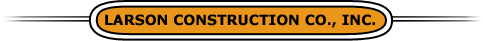 Larson Construction | Wisconsin Bridge Builders
